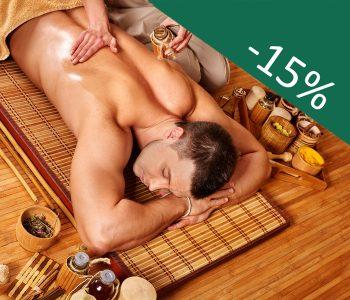 Massageschnäppchen – Last Minute